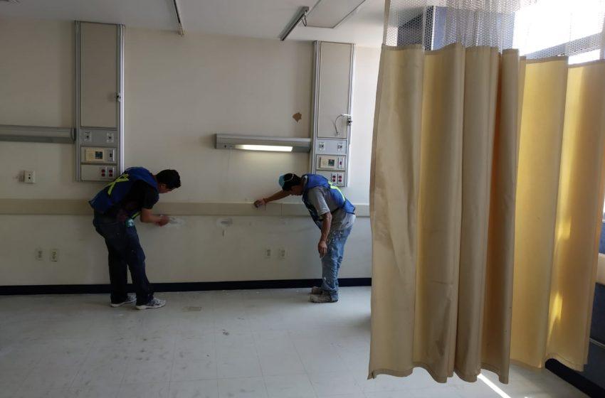 Continuará CEI ejecución de obras pendientes durante contingencia