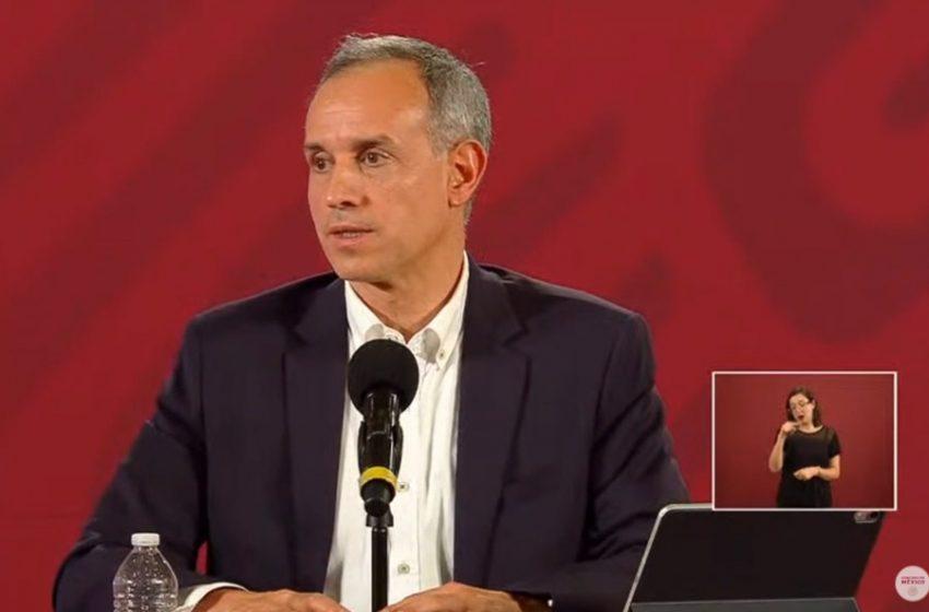Nueva normalidad no significa que todos podamos salir a la calle, dice López-Gatell
