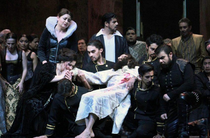 Veamos la ópera virtual de Bellas Artes