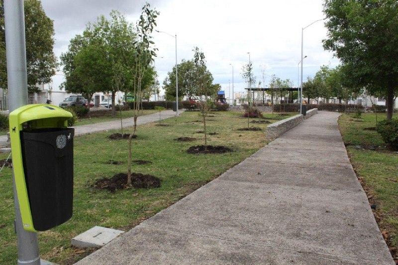 Municipio de Querétaro invierte 62 mdp en rehabilitación de parques