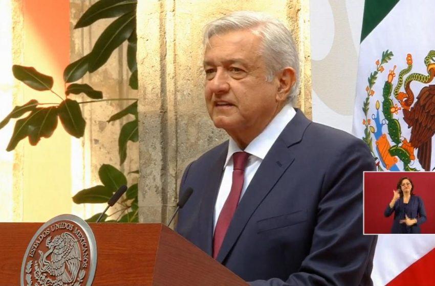 Después de la India, México es el país con menos personas con COVID-19: AMLO