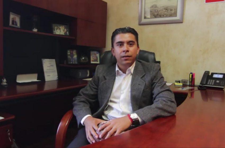 Los nuevos alcaldes: Roberto Sosa Pichardo