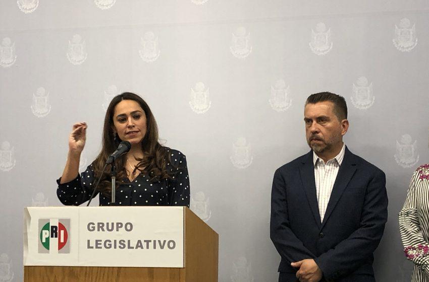 Agenda legislativa con diputadas y diputados del PRI