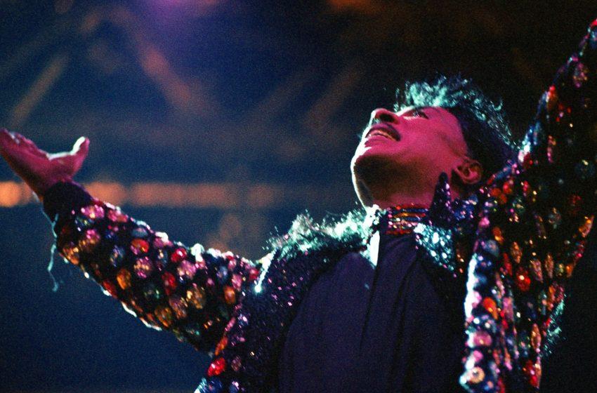 Fallece Little Richard, ícono del rock and roll y el blues