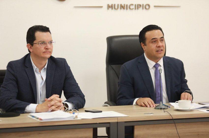 Informe de Luis Nava se adecuará a condiciones de semáforo