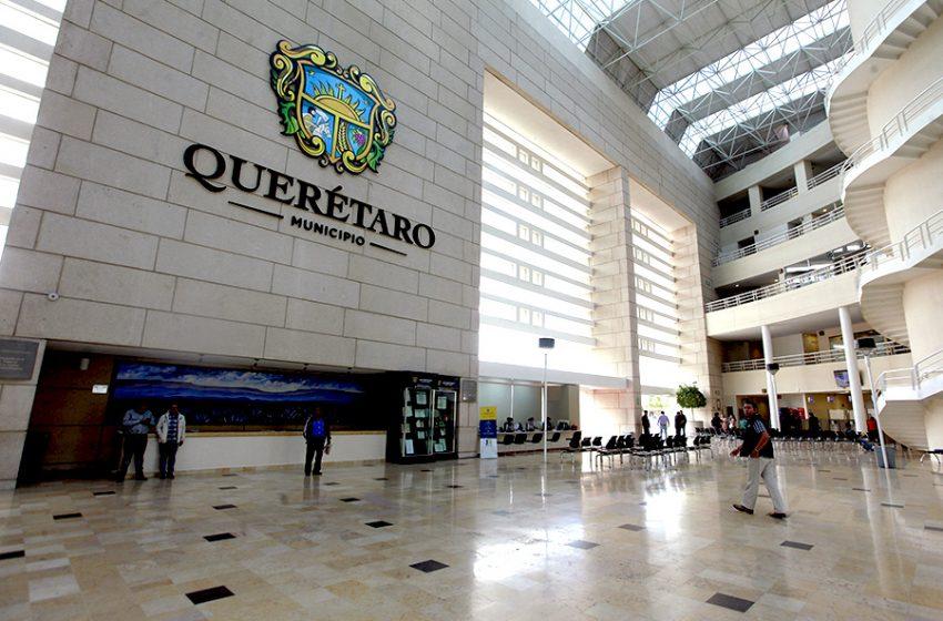 De ser necesario, municipio de Querétaro colaborará con Fiscalía Anticorrupción tras detención de exfuncionarios