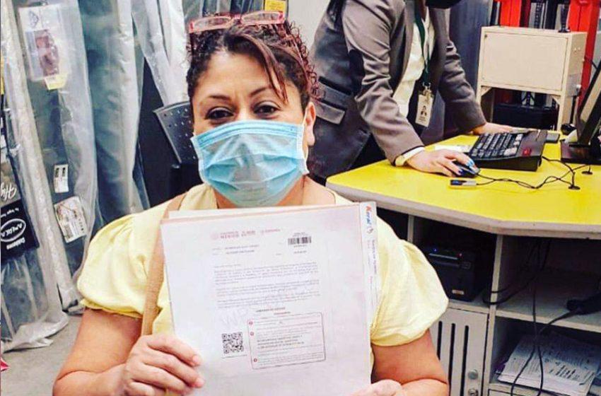 Queretanos reciben Créditos a la Palabra por parte del gobierno de México