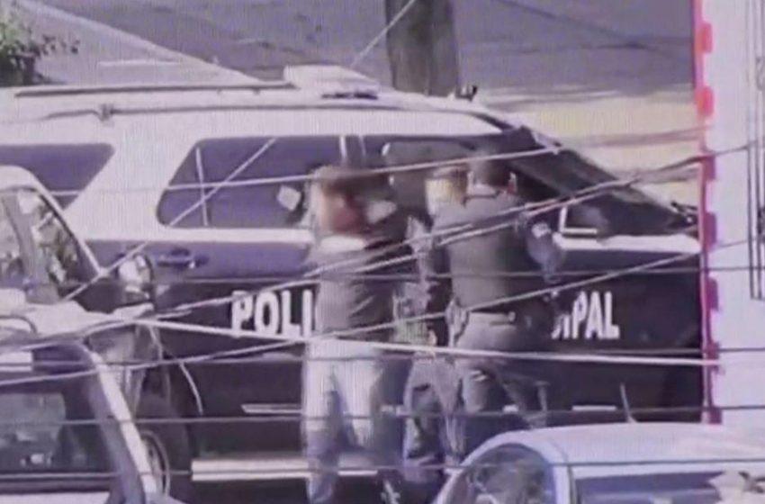 Policía Municipal detiene a 3 sujetos por probable robo con violencia