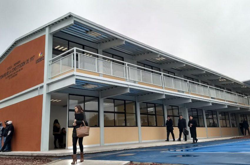 Volvieron a clases presenciales 20% de los estudiantes en Querétaro