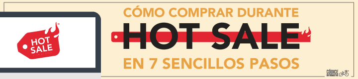 Cómo comprar durante Hot Sale en 7 sencillos pasos