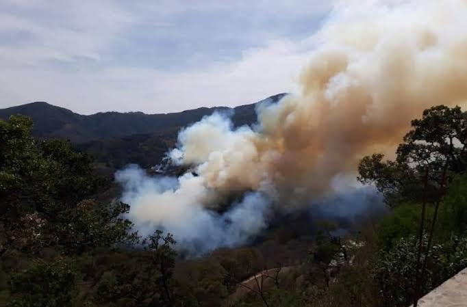 Activan Plan DN-III-E en 10 estados para combatir incendios forestales