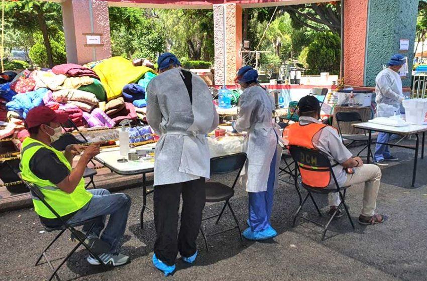 Albergue de Parque Alcanfores logra reintegración social de 14 personas