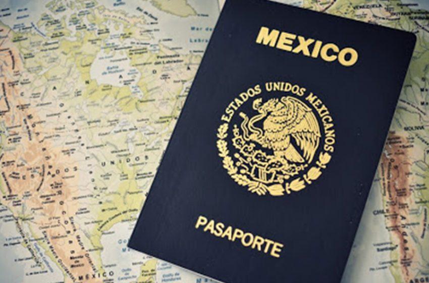 SRE extienden suspensión temporal para la emisión de pasaportes