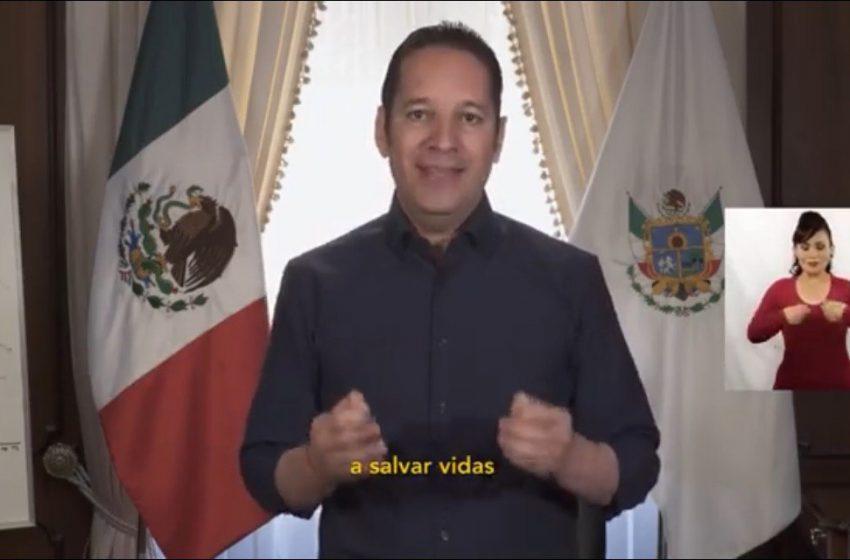 """Con """"entrenamiento antipandemia"""", 100 mil personas regresarán a trabajar en Querétaro el 1 de junio"""