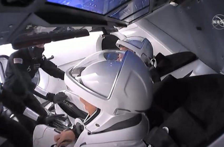 Cancelan lanzamiento del SpaceX por condiciones climatológicas
