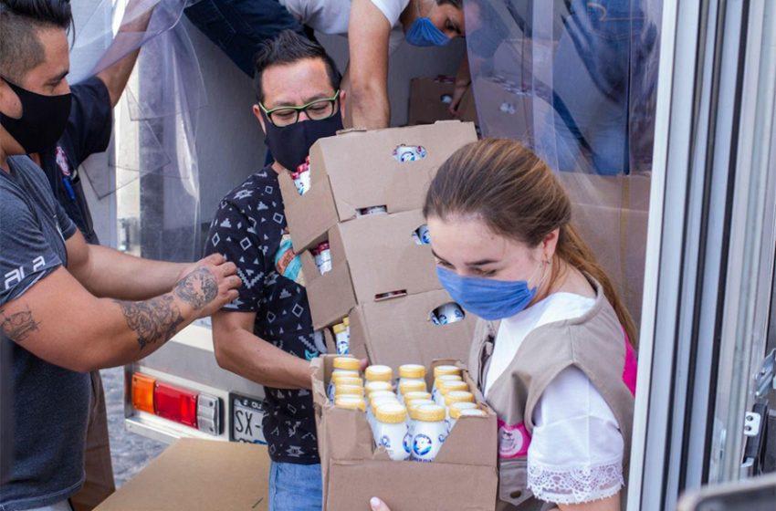 Querétaro Es Uno ha alcanzado a casi 40 mil personas por medio de sus 3 ejes de acción