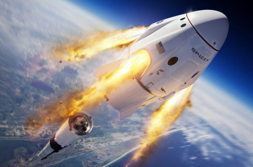 Con despegue del Space X, inicia nueva era espacial