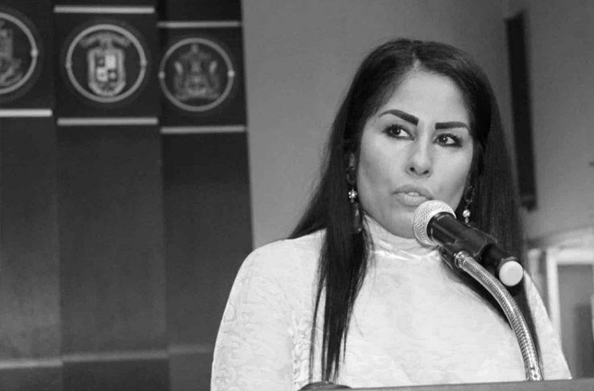 Confirman asesinato de Anel Bueno, diputada por Morena en Colima