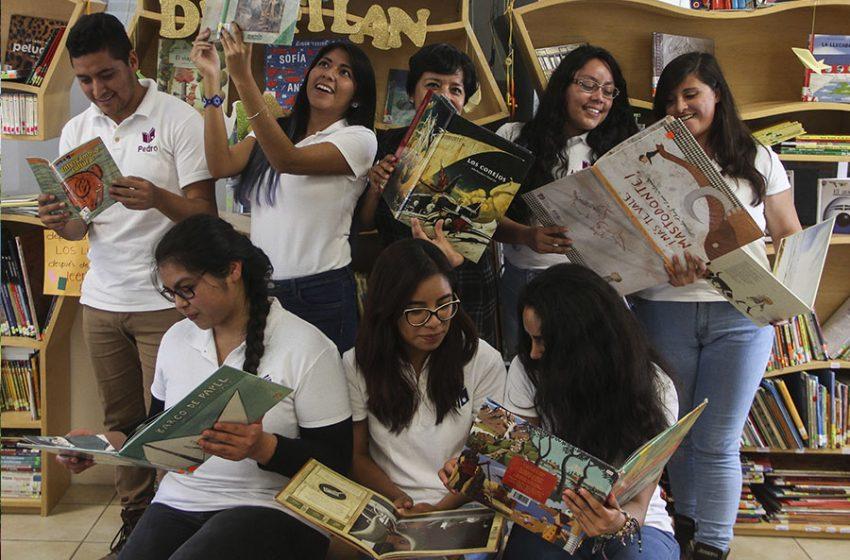 10 años de promover la lectura en la primera infancia: BIUAQ