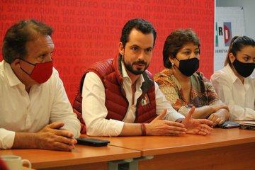 Impugnaría PRI ante Sala de Monterrey resolución del TEEQ que favorece a Juan José Ruiz