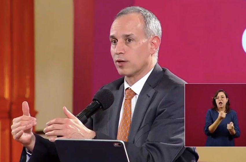 Gobernadores piden renuncia de Hugo López Gatell