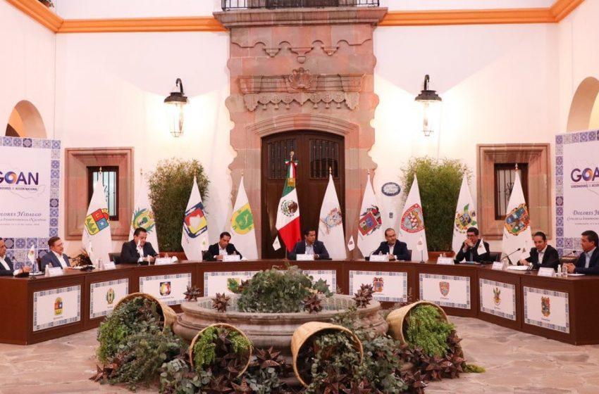 Llama Goan a defender el federalismo y a crear un nuevo pacto fiscal