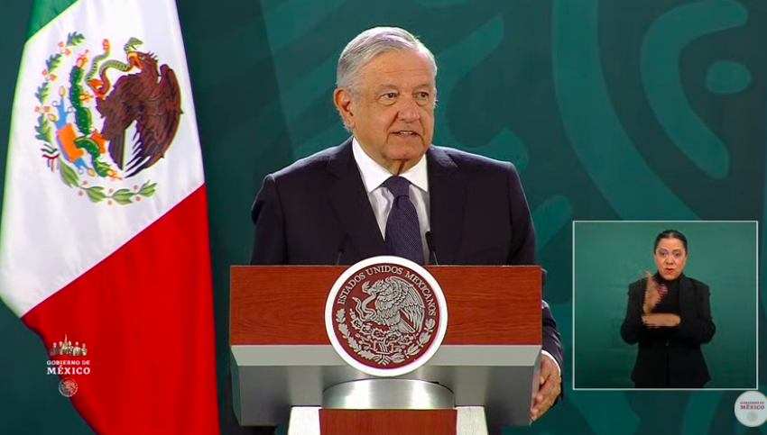 López Obrador recomienda renunciar a funcionarios que no concuerden con la 4T
