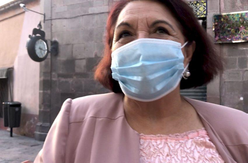 """Cargos públicos """"más que un gusto""""son una obligación con la ciudadanía: Maya García"""