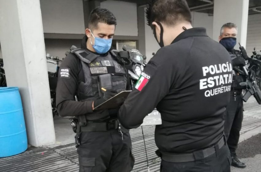 Policías del estado, debidamente capacitados para atender COVID-19: SSC