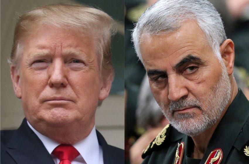 Irán emite orden de arresto contra Trump por asesinato de Soleimani y pide ayuda a la Interpol