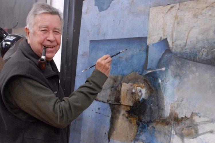 Con 91 años, muere el pintor y escultor Manuel Felguérez