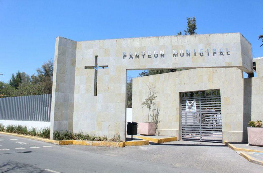 Panteones de Querétaro permanecerán cerrados durante el Día del Padre