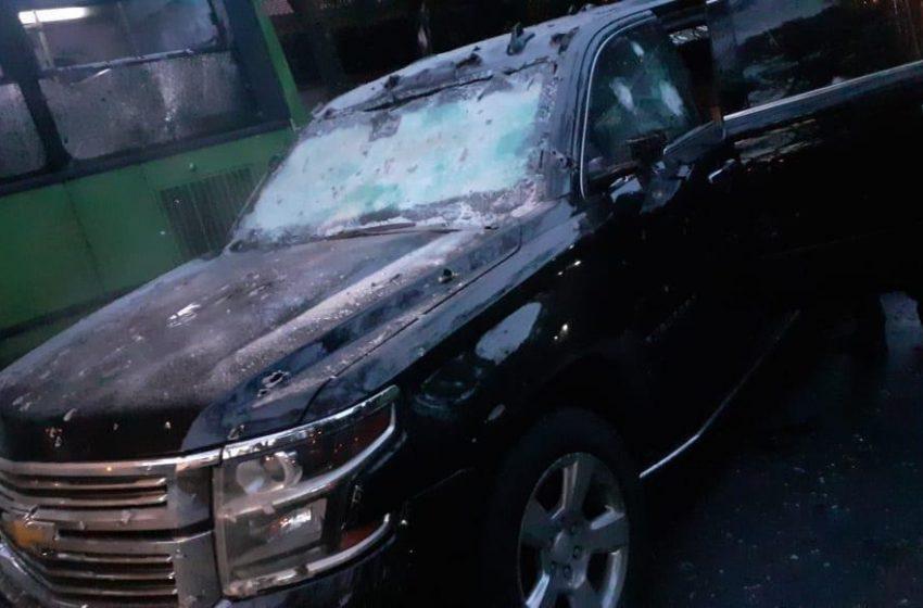 Ataca CJNG a Omar García Harfuch, secretario de Seguridad de la CDMX