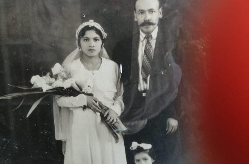 Lupita, queretana; dos pandemias (1918 y 2020) y… ¡vive! Tiene 108 años.