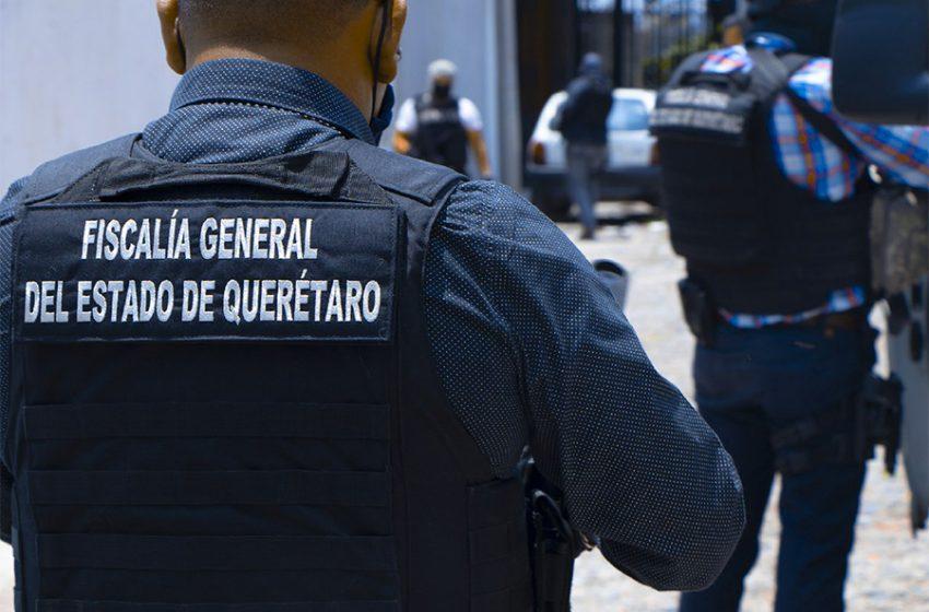 Detienen a un hombre en Jurica tras cateo; se recuperaron 3 vehículos