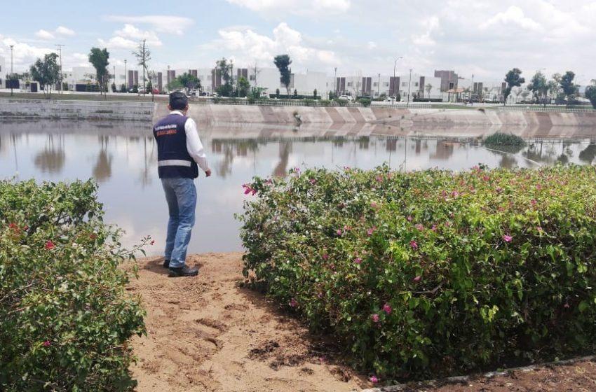 Implementa Seseq operativo sanitario por lluvias en colonias de la capital queretana