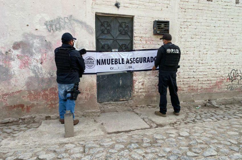 Durante marzo, Fiscalía de Querétaro aseguró más de 13 mil dosis de droga