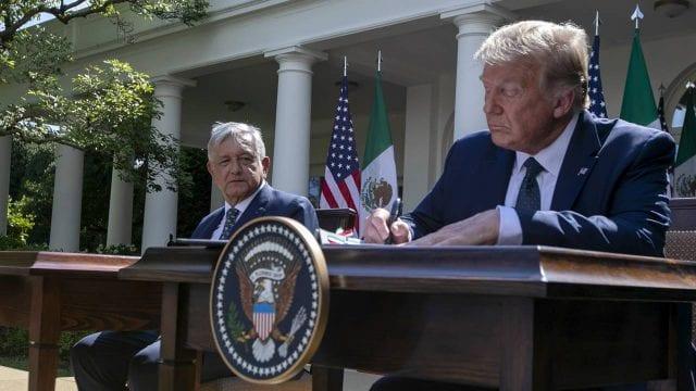 La visita y el triunfo de la diplomacia