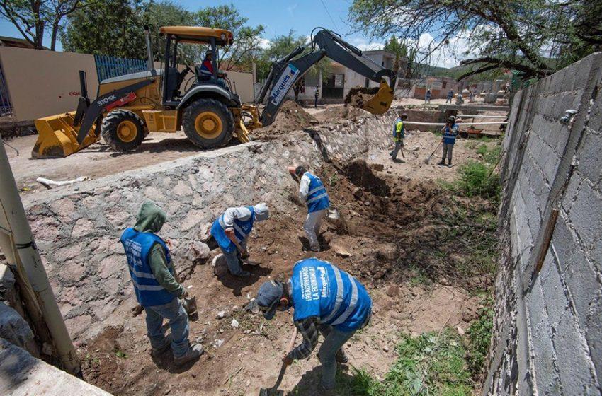 Inicia proceso de urbanización en la comunidad de Atongo