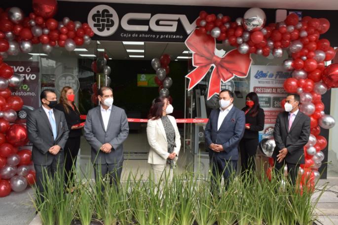 Caja Gonzalo Vega abre nueva sucursal en El Marqués