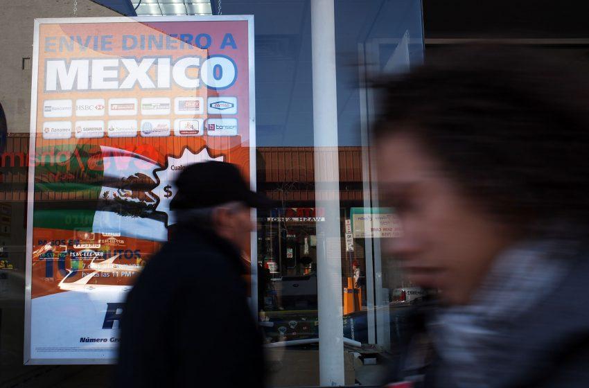 """Pese a COVID-19, """"las remesas a México están imparables…"""": BBVA"""