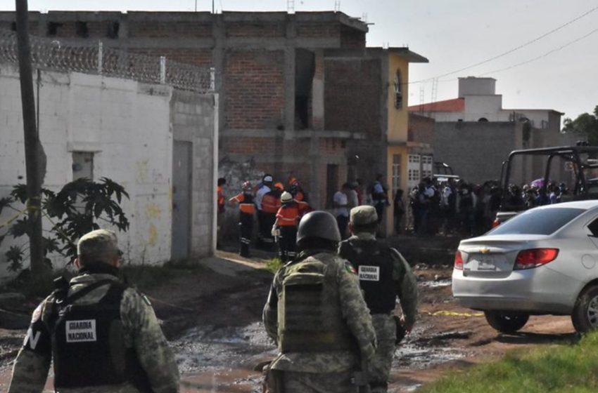 Masacre en centro de rehabilitación de Irapuato; se reportan 24 muertos