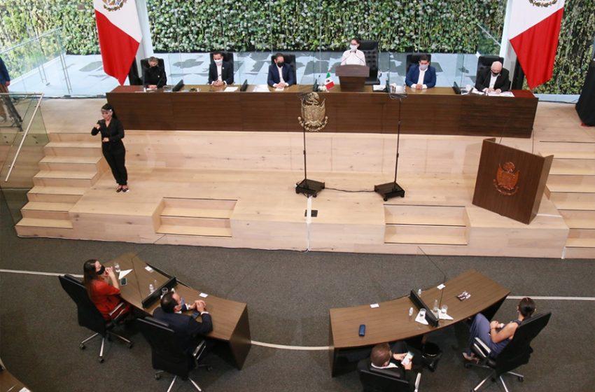 Anuncia IEEQ conformación de la LX Legislatura del Estado; el PAN tiene mayoría