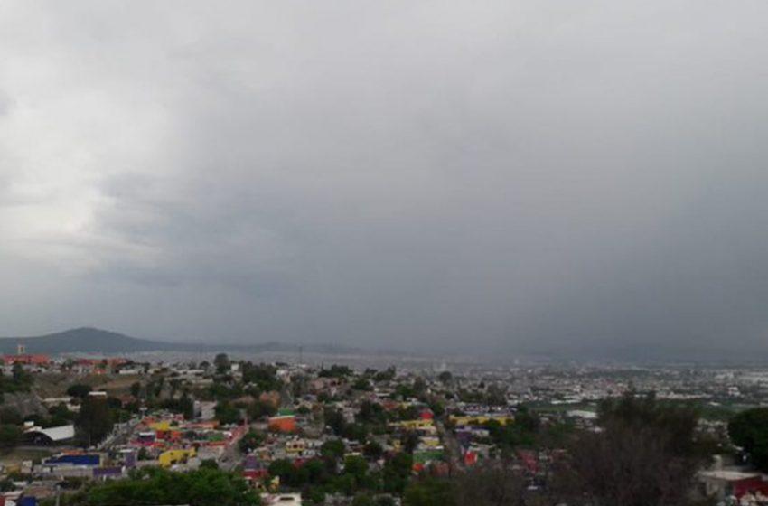 Llueve en 14 municipios del estado