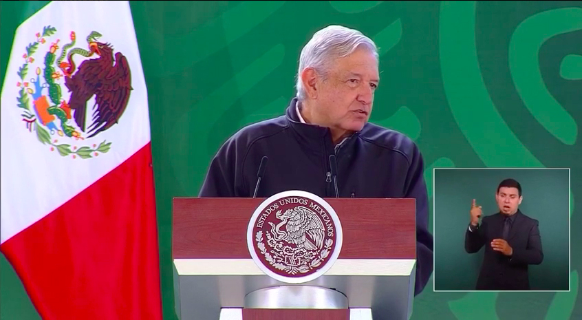 Si así lo decide la FGR, tendrán que comparecer todos los involucrados durante los sexenios de Peña y Calderón: AMLO