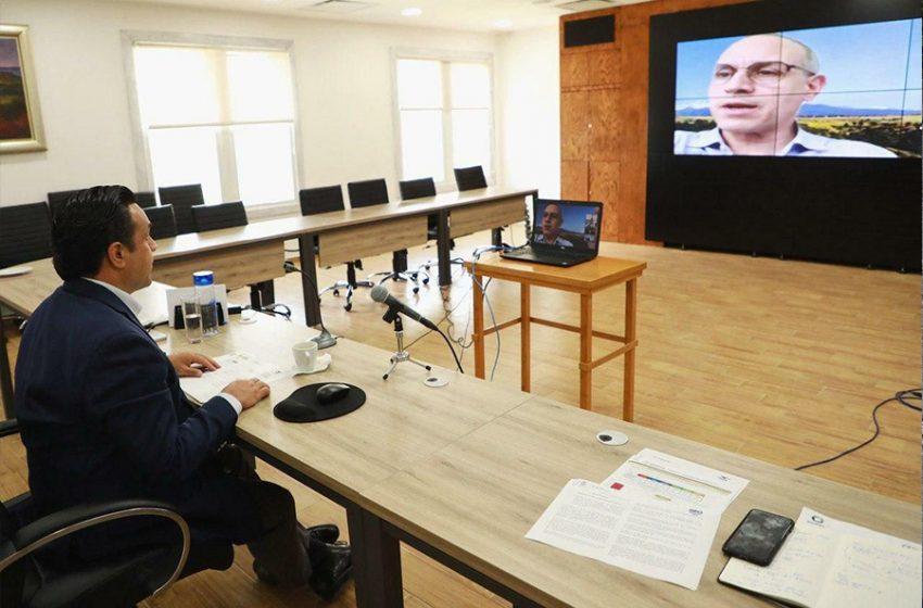 Estado y municipio de Querétaro trabajan en equipo para afrontar la pandemia
