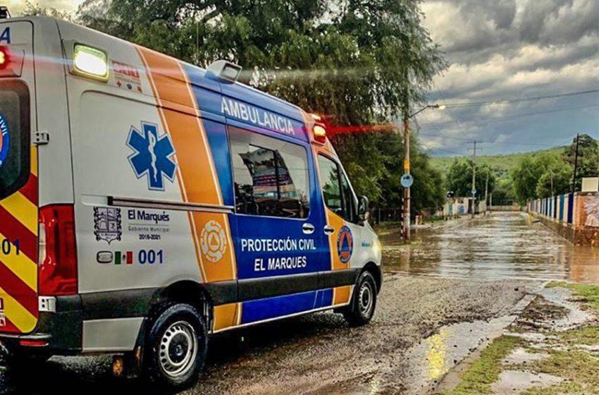 Protección Civil de El Marqués ofrece curso para prevenir accidentes con gas L.P.