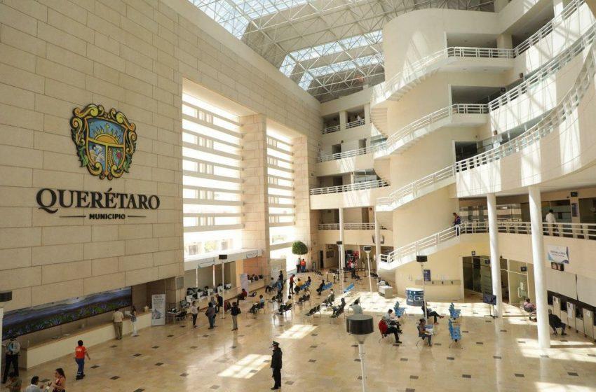 Municipio de Querétaro se deslinda de empleado de seguridad que negó acceso al Centro Cívico