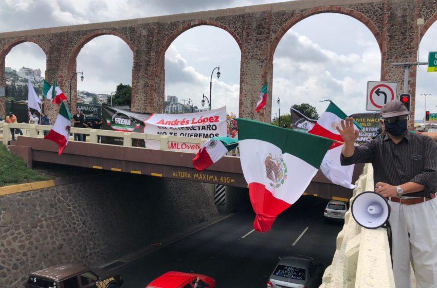 Vuelve a salir FRENA a Querétaro