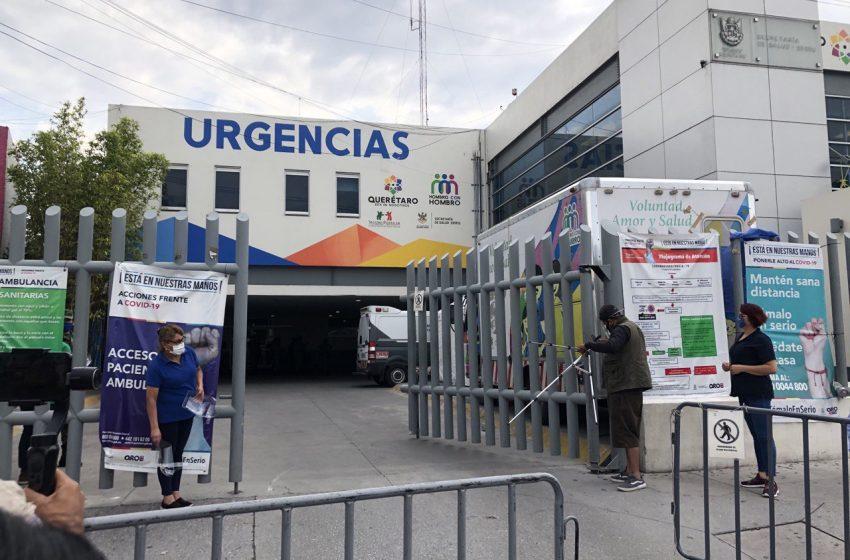 """Cepa """"británica"""" de COVID, aún sin manifestarse en Querétaro"""